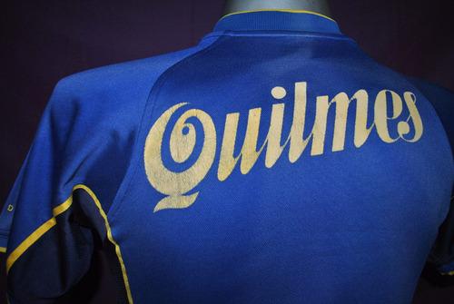 camiseta boca juniors nike. 2001 titular quilmes.