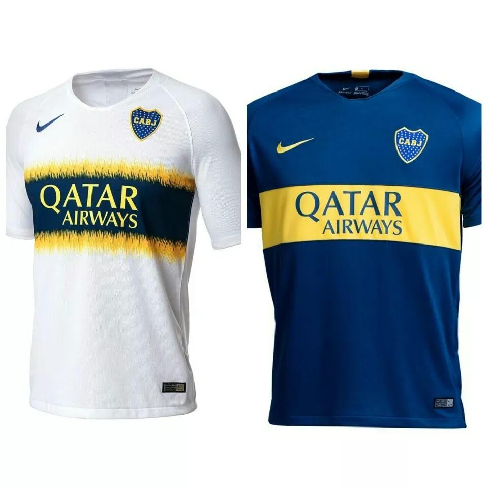 2 Camiseta Gratis Qatar Envio Original Juniors Boca Nike 499 00 xxUqTBw
