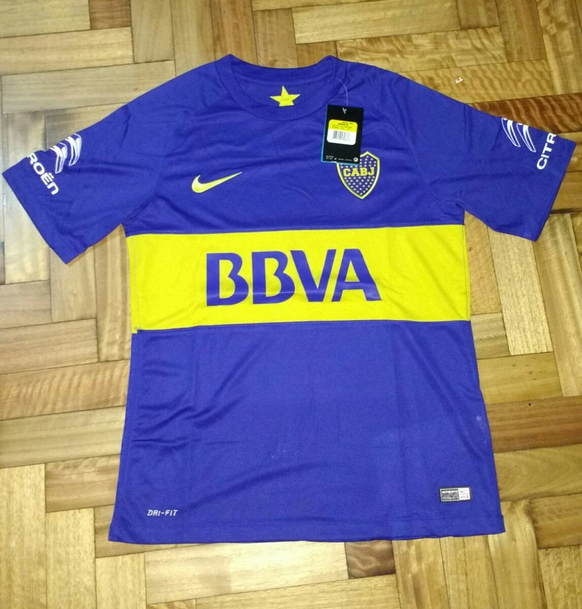 camiseta boca juniors titular 2016. modelo stadium! Cargando zoom. c667d027ddded