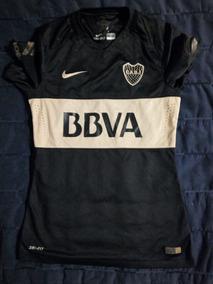 Uso Y DoradaOriginalSin Nike Camiseta Boca 2016Negra wXuTOZlPki