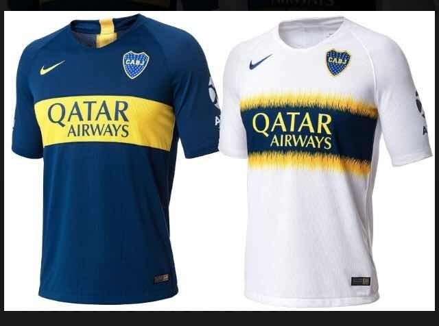 Camiseta Boca Titular O Suplente -   450 924be082b67