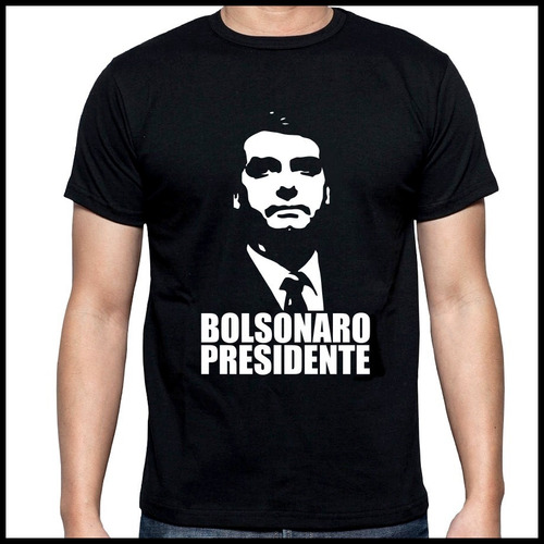 camiseta bolsonaro presidente || camisa bolsomito