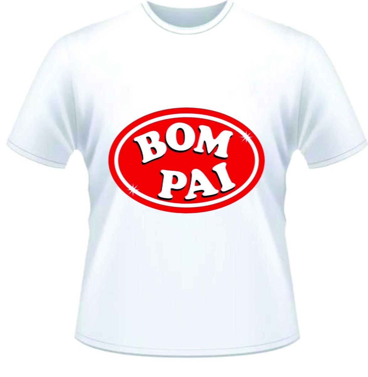fb887c8a0 camiseta bom pai personalizada diversos modelos. Carregando zoom.