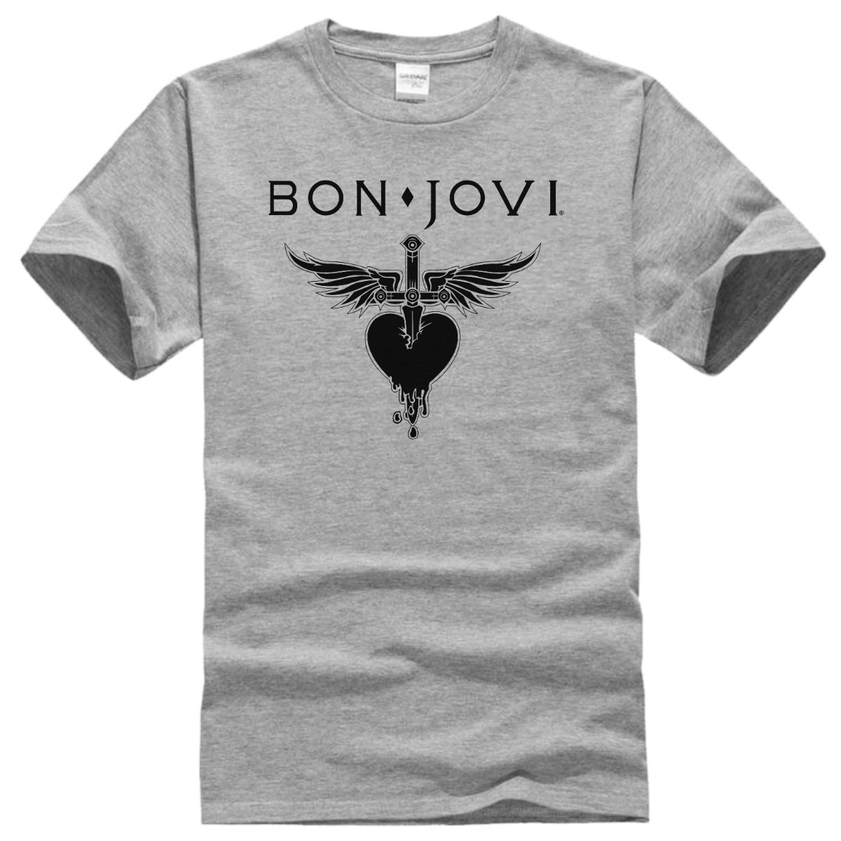 3d10d0bfc camiseta bon jovi camisa masculina banda rock frete grátis. Carregando zoom.