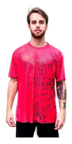 camiseta bones red dragon tennis squash tênis
