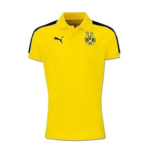 camiseta borussia dortmund 2016-2017 polo presentacion