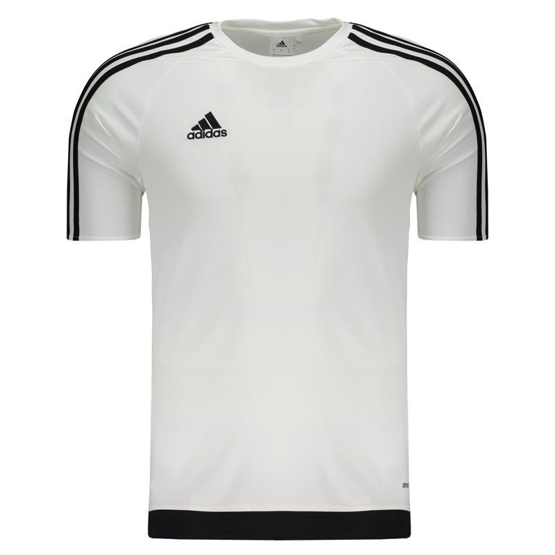 camiseta branca adidas estro 15. Carregando zoom. 7aff73af5a376