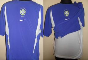 Brasil Nike Camiseta Tela Entrenamiento Doble K1uFJTlc3