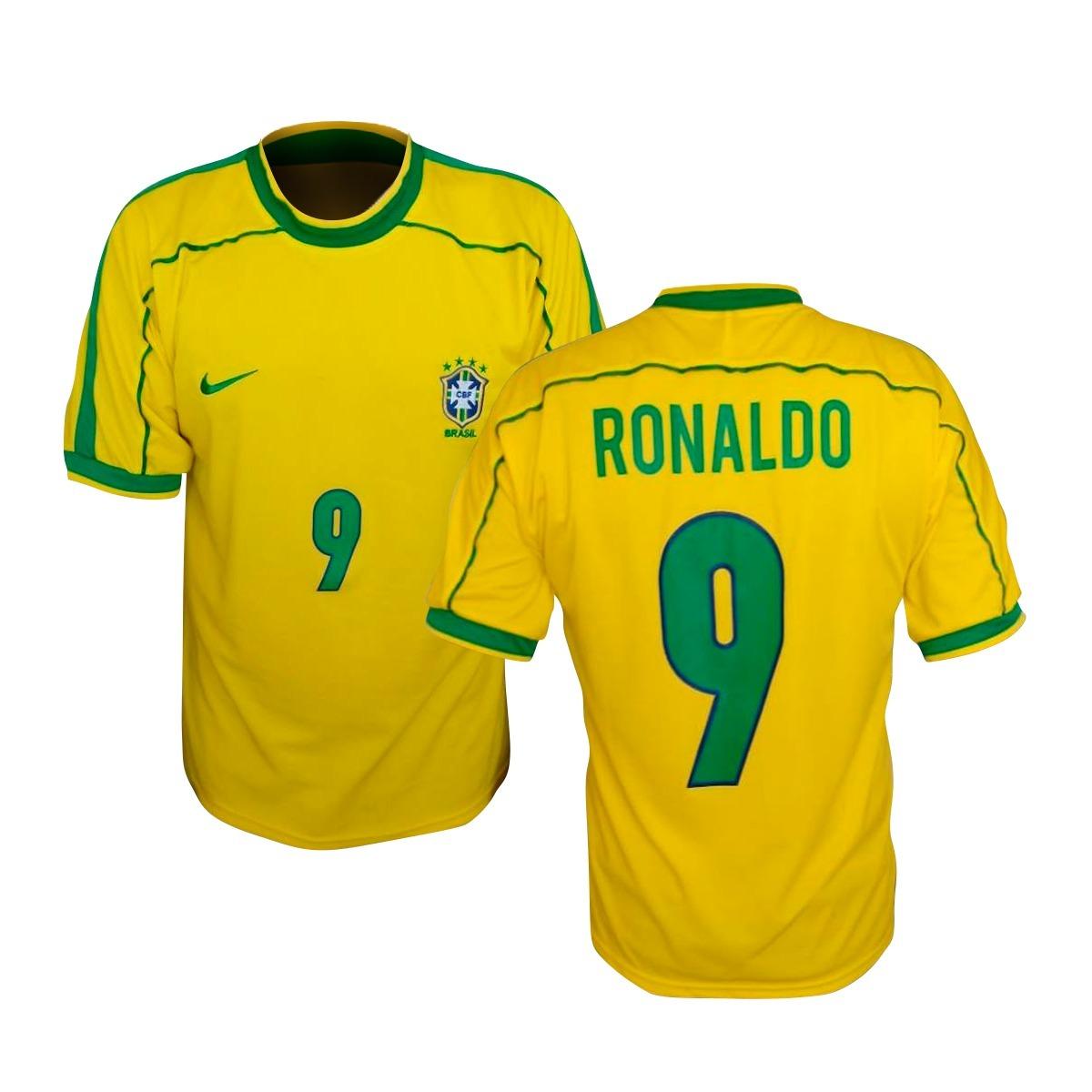 cdd596f62 camiseta brasil mundial francia 98 a1. Cargando zoom.