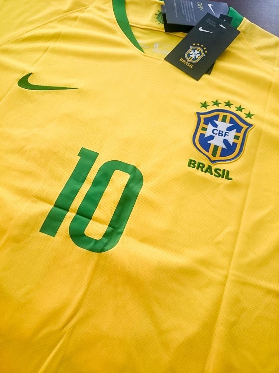 be405b57f6c72 camiseta brasil   neymar. Cargando zoom.