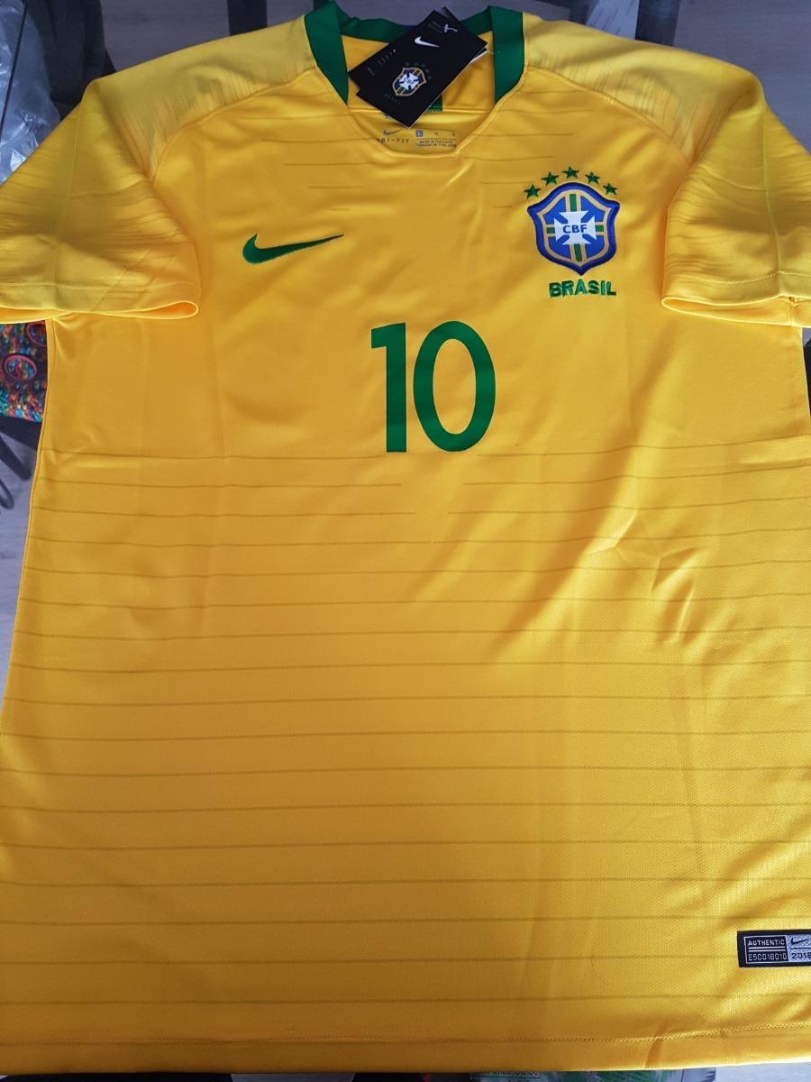 652d171eadb45 camiseta brasil titular 2016 neymar jr.  10. Cargando zoom.