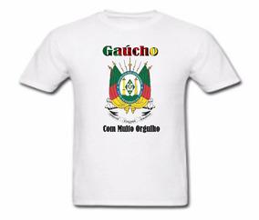 8d08d1945 Camisa Do Gaúcho De Passo Fundo Tamanho 2 - Camisetas e Blusas no ...