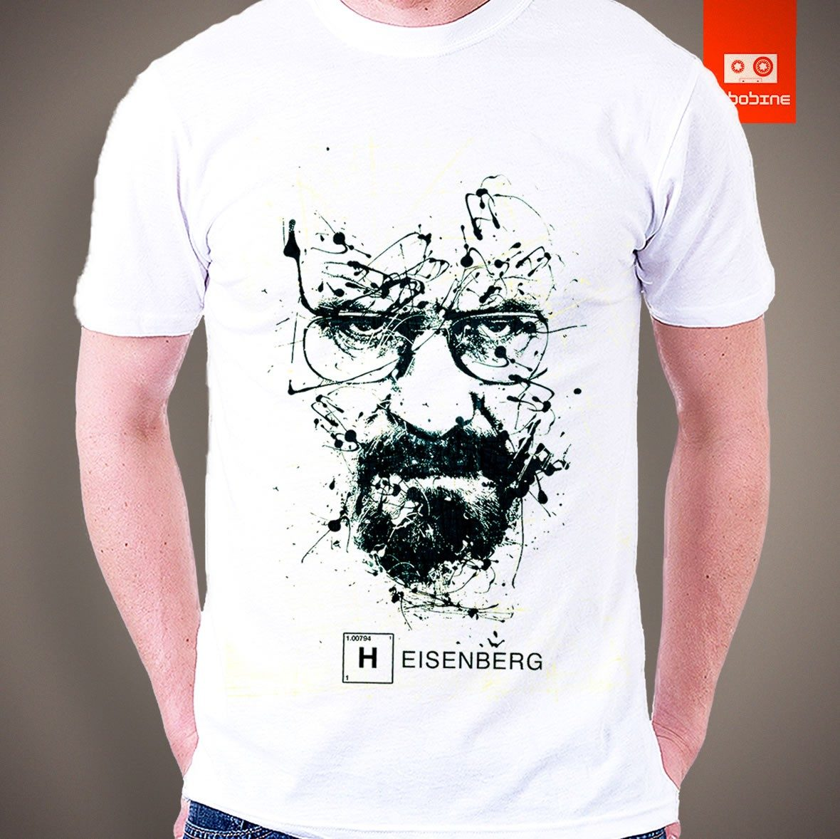0a5d2b928 camiseta breaking bad walter white tv e seriados puzzle. Carregando zoom.