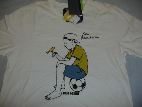 camiseta brig