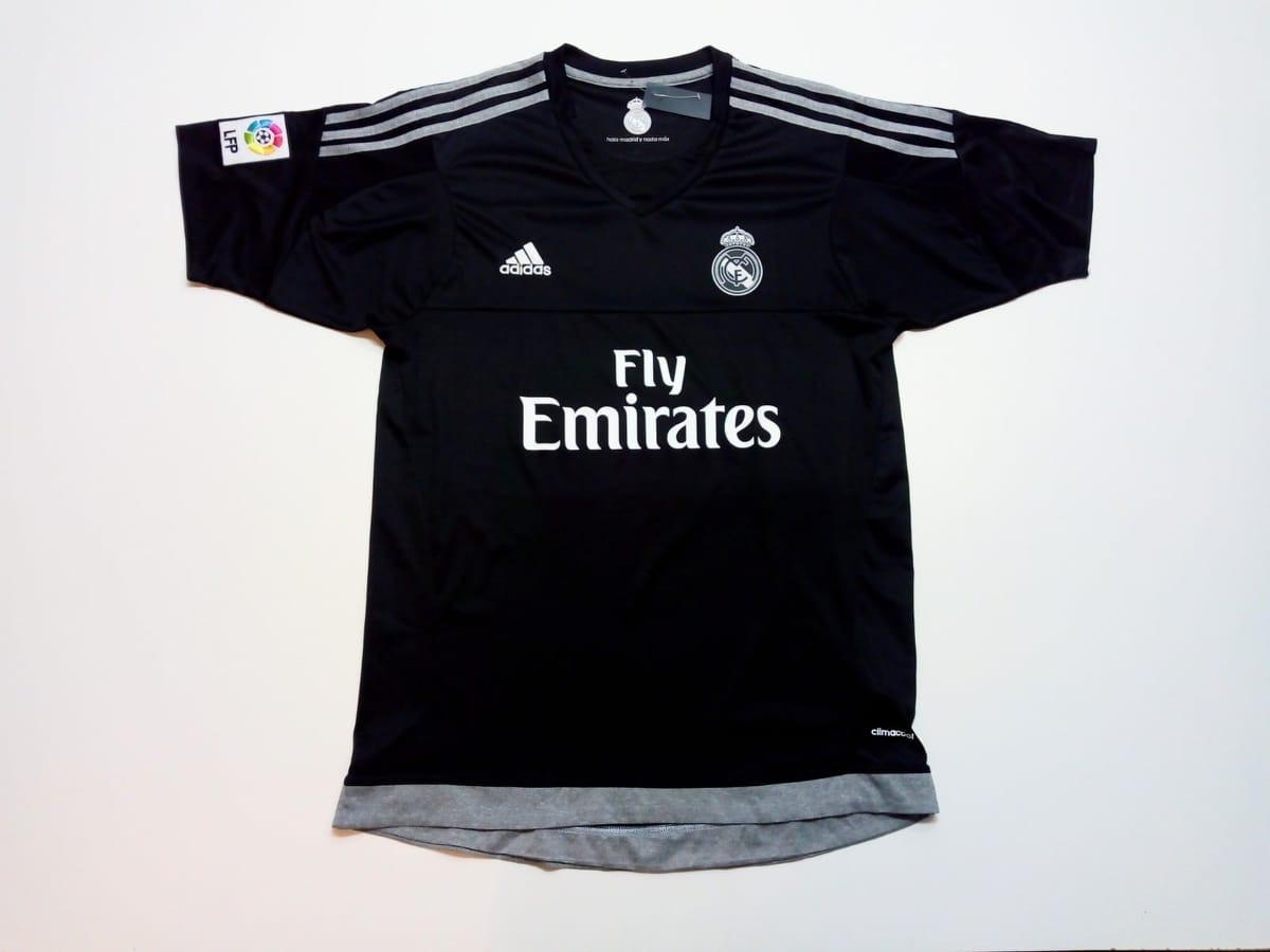 camiseta buzo arquero adidas real madrid 2015 16 navas xl. Cargando zoom. 2a7893ebb2002