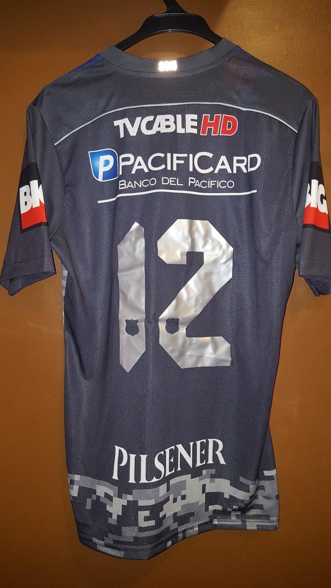 camiseta buzo arquero new balance emelec 2015 dreer large. Cargando zoom. 97cf68590aa