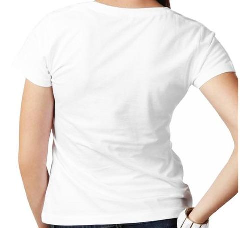 camiseta cachorro maltês feminina