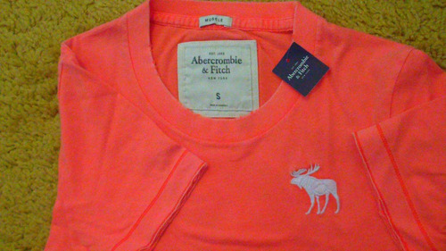 camiseta camisa abercrombie hollister