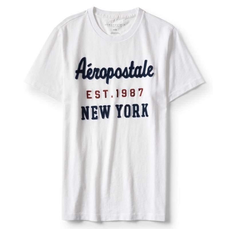 0ade6065e93db camiseta camisa aéropostale original - tamanho p. Carregando zoom.