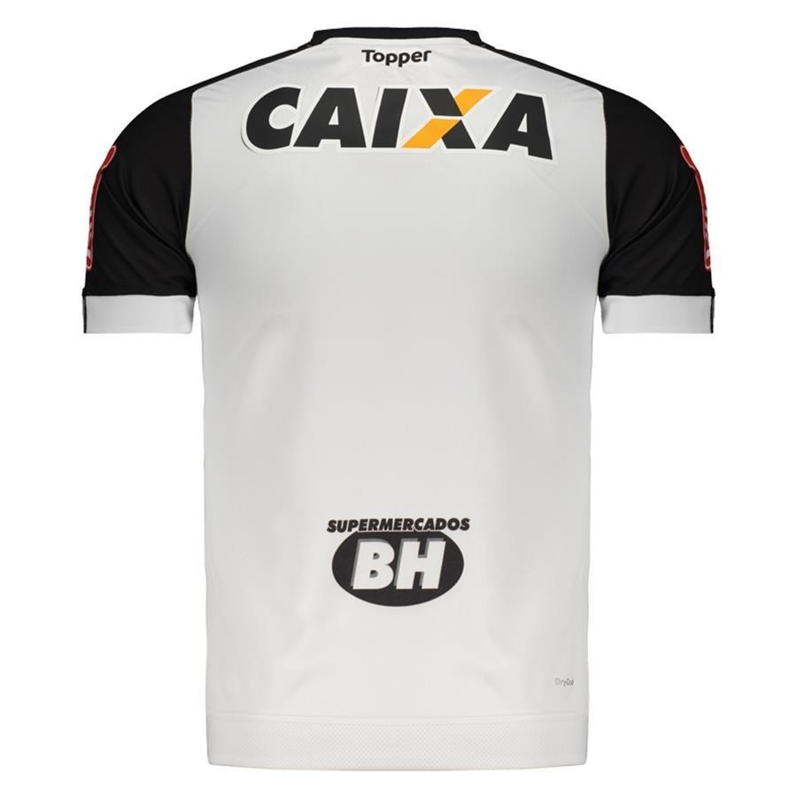 camiseta camisa atletico mineiro galo oficial 17 18 lisa. Carregando zoom. b01a7f4bfd562