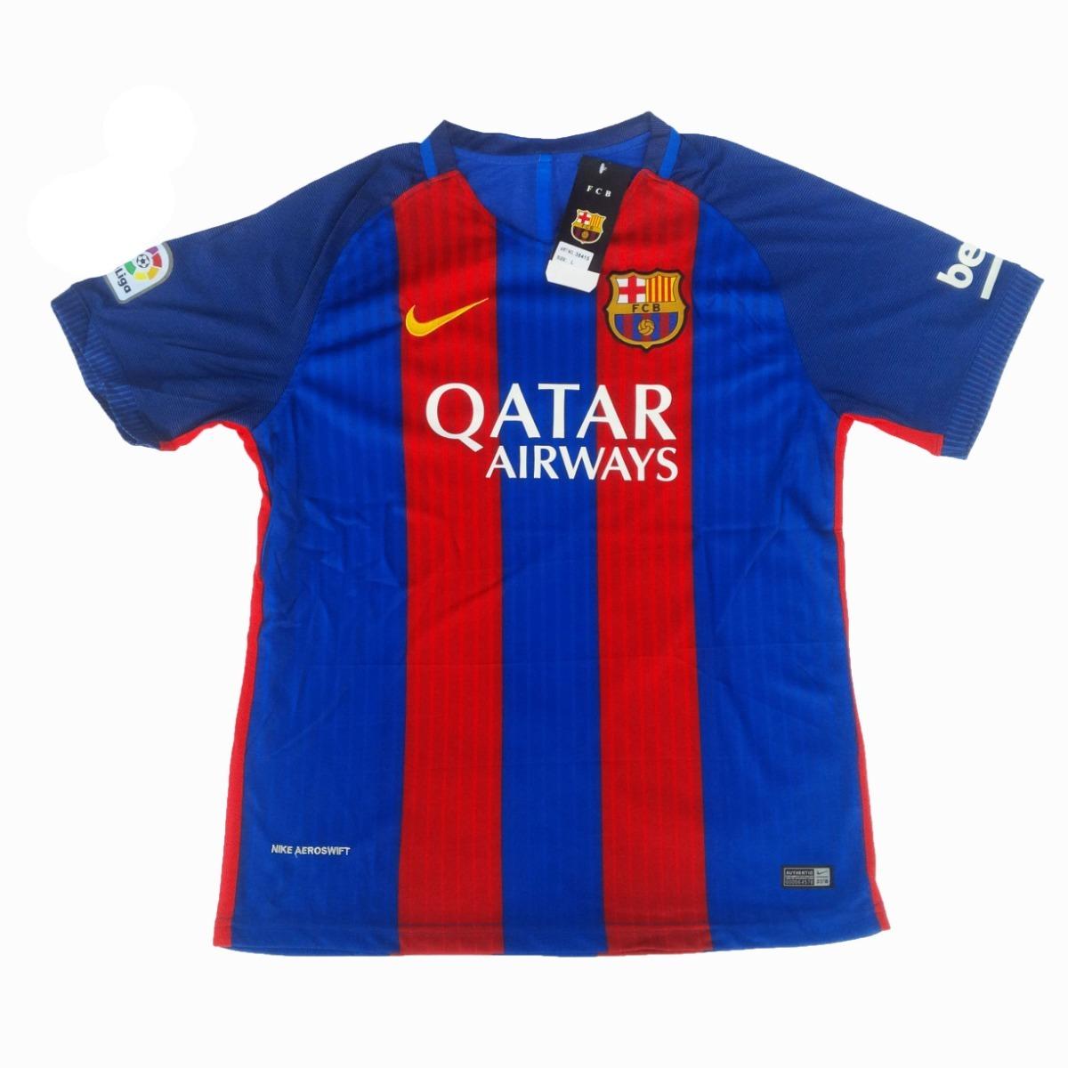 242bbec97f68b camiseta camisa barcelona fc local azulgrana 2017 adulto. Cargando zoom.