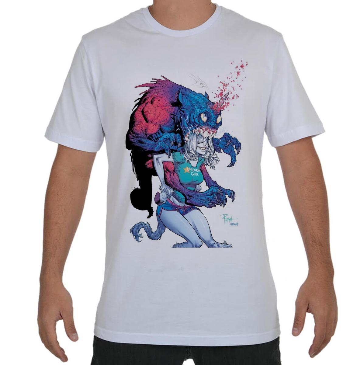 camiseta camisa beast fera mulher swag psico sexy n.2593. Carregando zoom. 321c0864abd