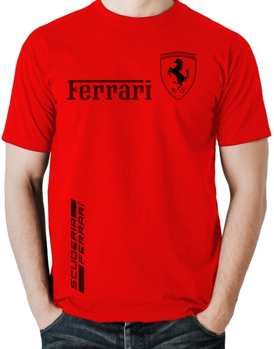 811c91f63c camiseta camisa blusa ferrari f1 promoção vermelha amarela. Carregando zoom.