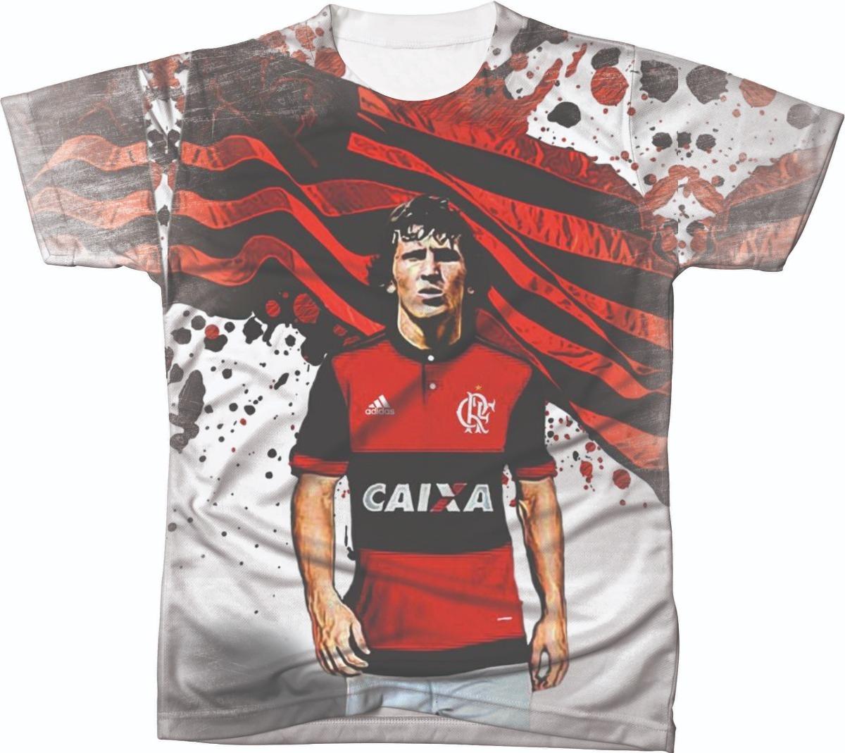 camiseta camisa blusa flamengo zico futebol ref 01. Carregando zoom. ccb454d11d863