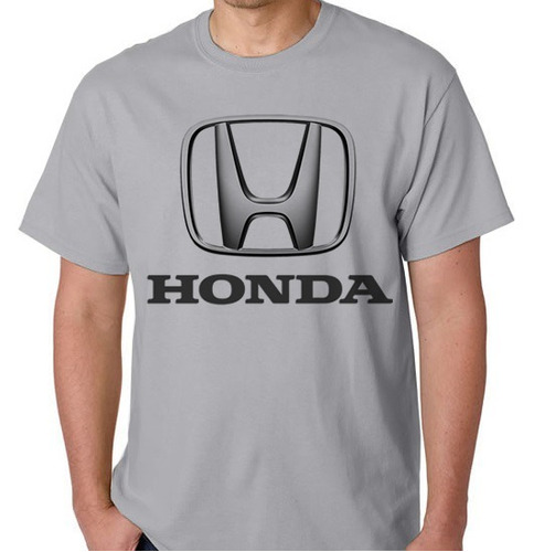 camiseta camisa blusa honda carro civic japan unissex logo