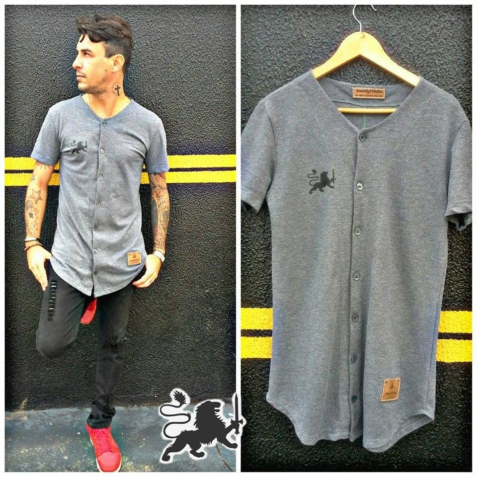 53cdbb044c camiseta camisa blusa longline oversized loja masculina moda. Carregando  zoom.