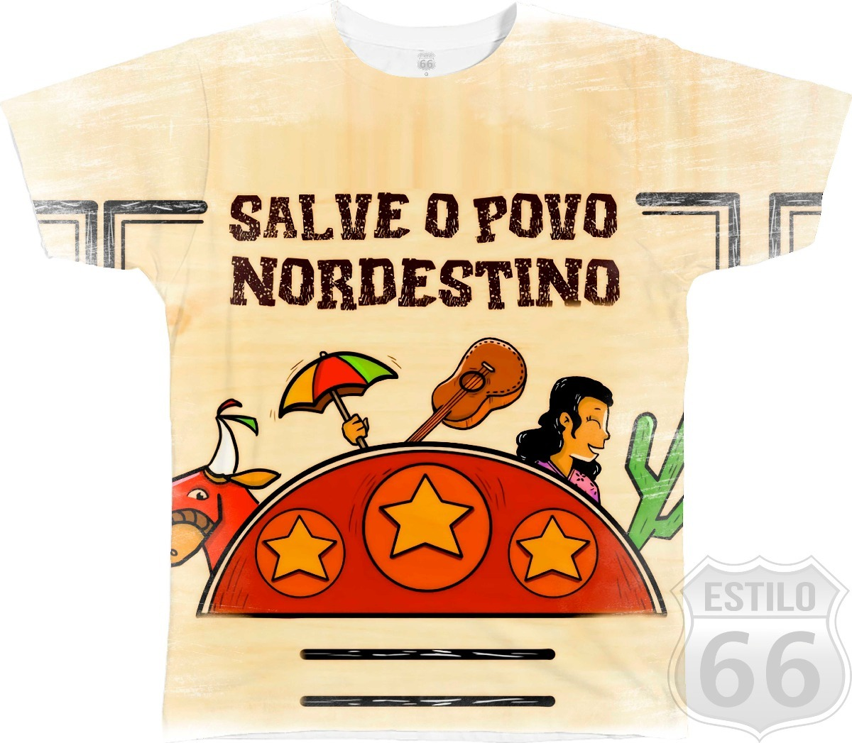 camiseta camisa blusa orgulho nordestino nordeste baião 2. Carregando zoom. 500d415439b
