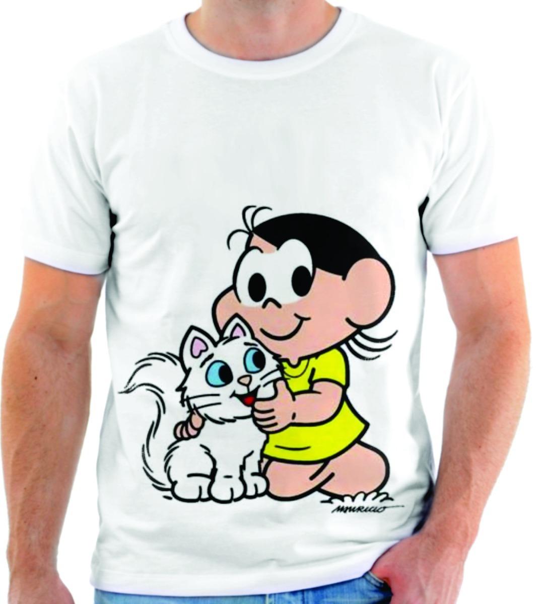 c81e61894 camiseta camisa blusa personalizada turma mônica magali 23. Carregando zoom.