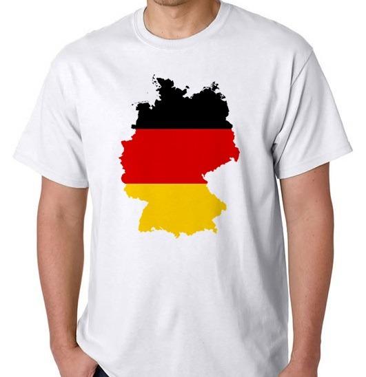 3d9ea42541 Camiseta Camisa Blusa Unissex Alemanha Pais - R  35