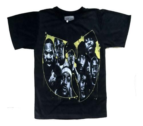 camiseta camisa  camisa wu tang clan  swag hip hop
