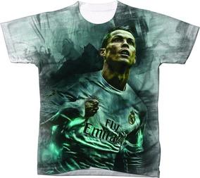 ae94ec1484 Camisa Real Madrid Falsificada Outros Tipos - Camisetas e Blusas no Mercado  Livre Brasil
