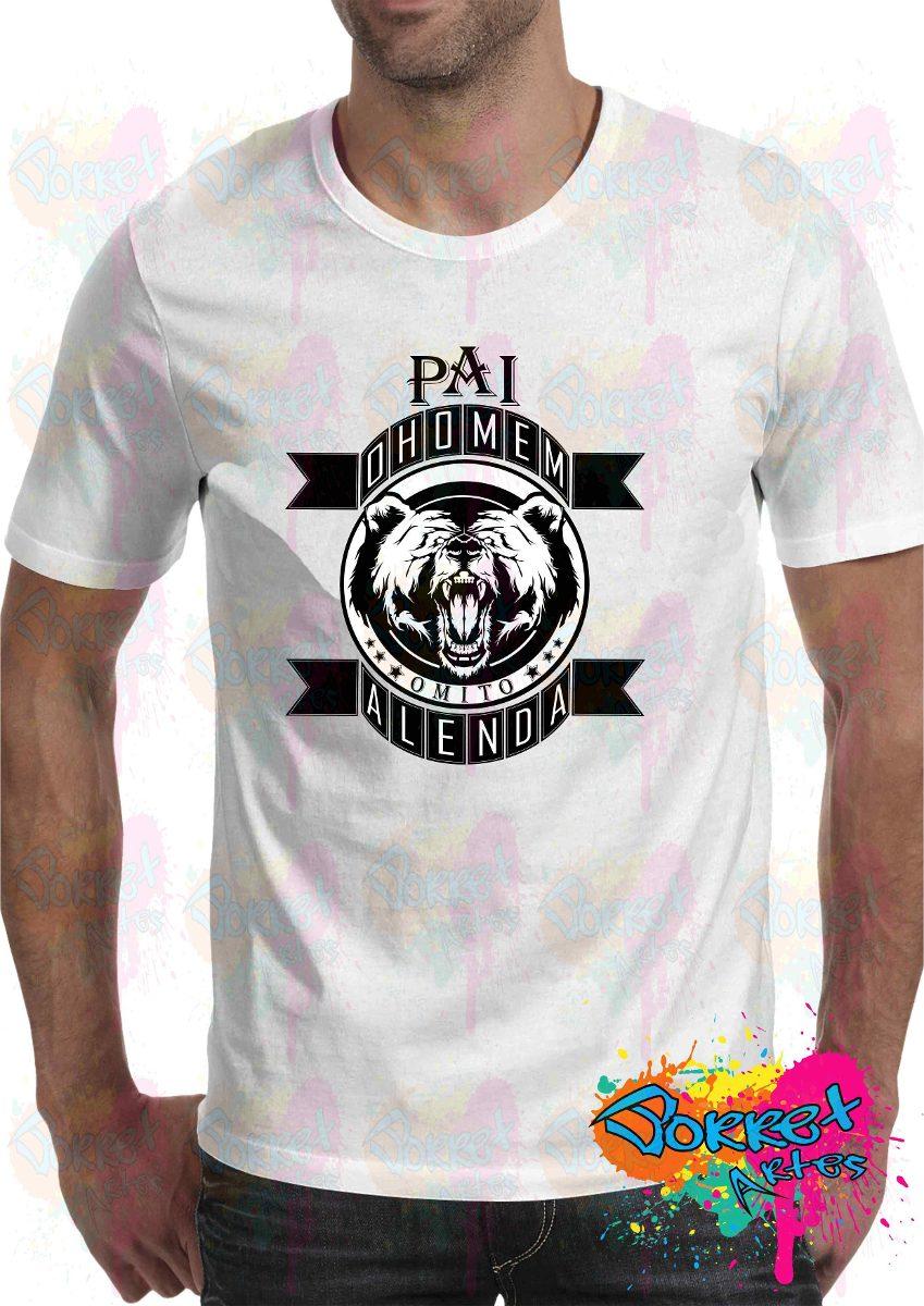 0135845168 Camiseta Camisa Dia Dos Pais Personalizada Pai O Mito Lenda - R  26 ...