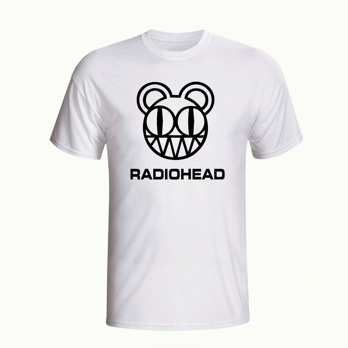 camiseta camisa estampada banda rock radiohead alternativo. Carregando zoom. bbd5625dd8cef