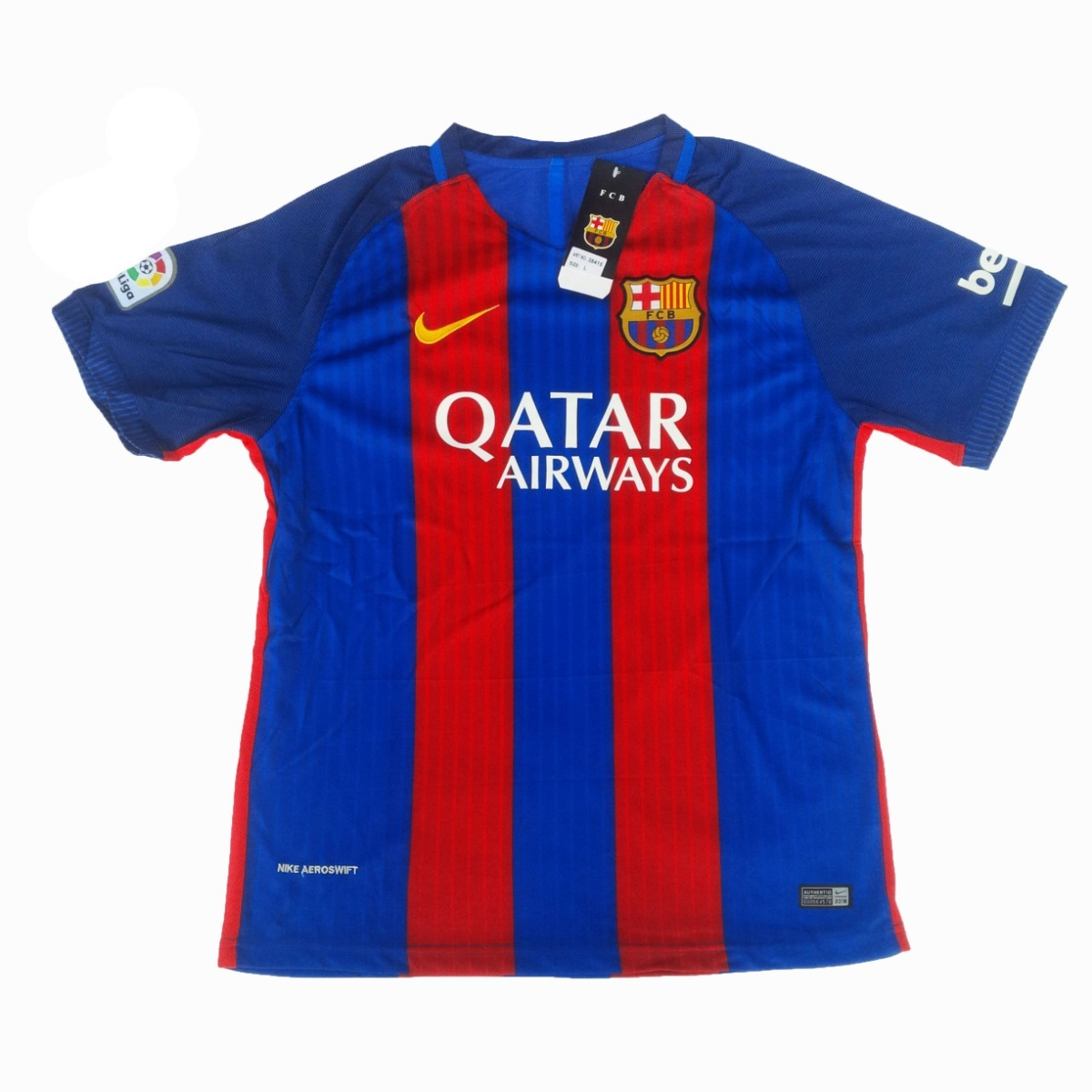 c3bbad3285799 Camiseta Camisa Fc Barcelona Local 2016- 2017 -   35.000 en Mercado ...