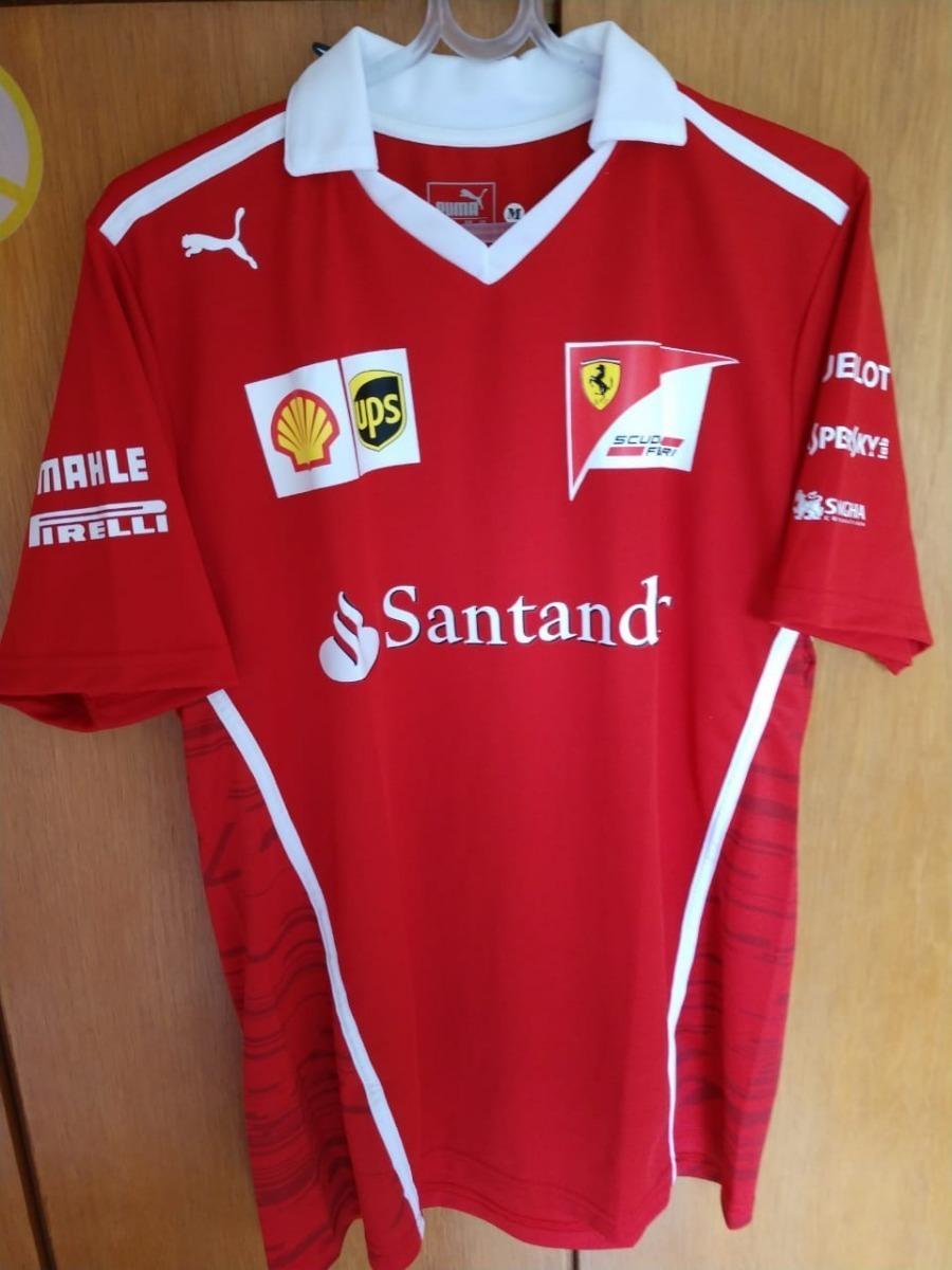 6ff1922a52518 camiseta camisa ferrari f1 scuderia f1 promoção. Carregando zoom.