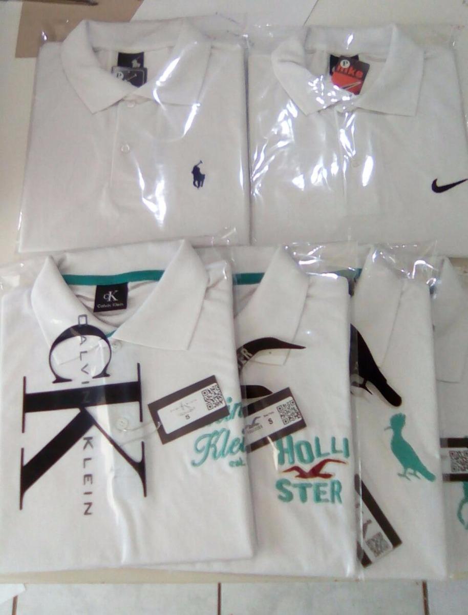 3ac98afad4 camiseta camisa gola polo masculina super promoção !!! Carregando zoom.