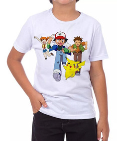 2c343e0db4 Pokemon World Championship Camisa no Mercado Livre Brasil