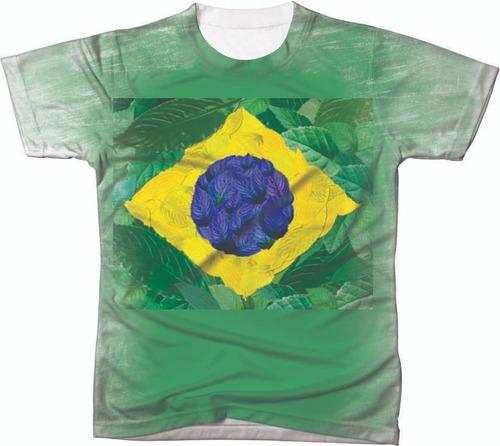 camiseta camisa manga curta copa do mundo seleção futebol 10