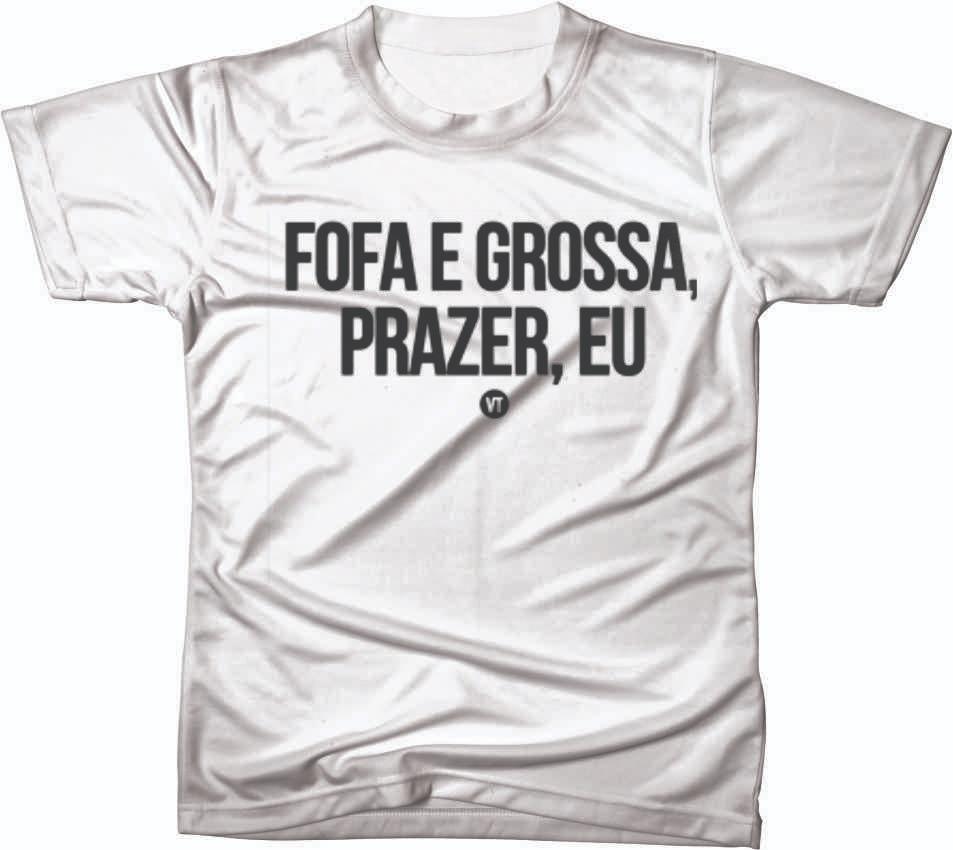 1e9d6c95e7 camiseta camisa manga curta fofa e grossa frases tumblr 001. Carregando  zoom.