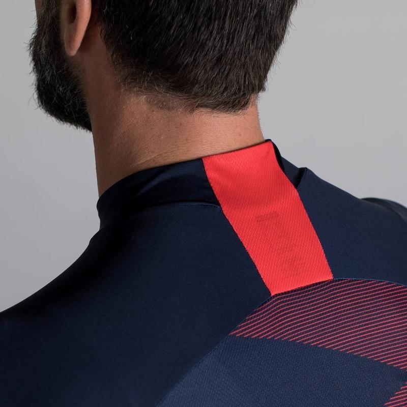 e7834e23ca6f5 camiseta camisa masculina de bike ciclismo road 900 btwin 5b. Carregando  zoom.