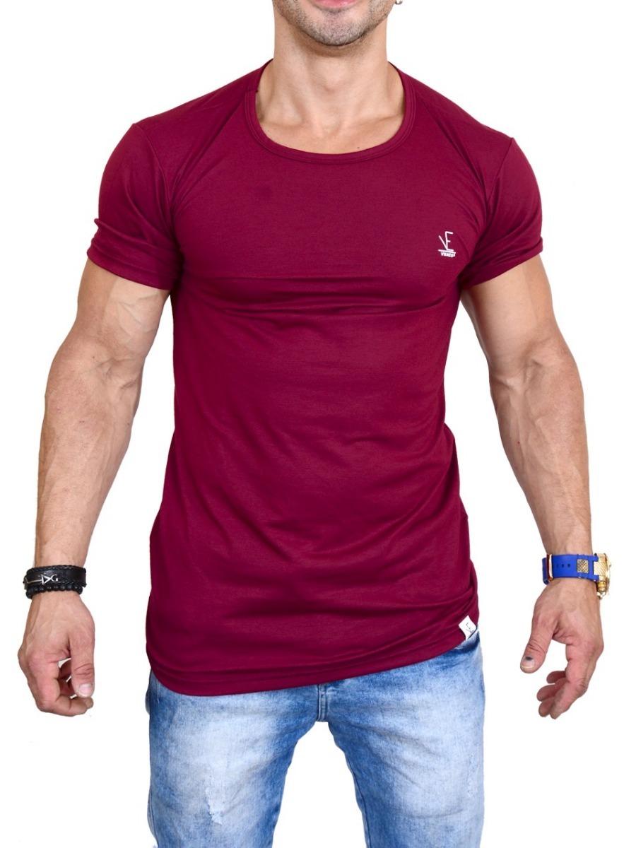 413816093 camiseta camisa masculina long line oversized lisa 11 cores. Carregando  zoom.