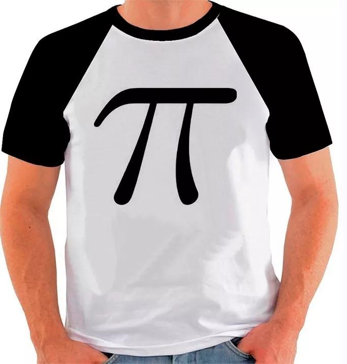 1010546f9 Camiseta Camisa Masculina Matematica Numero Pi 3