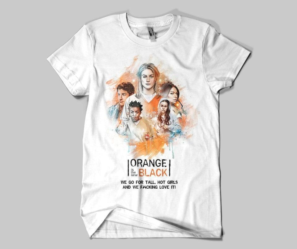 c4c6e9e28 camiseta camisa masculina orange is the new black piper alex. Carregando  zoom.