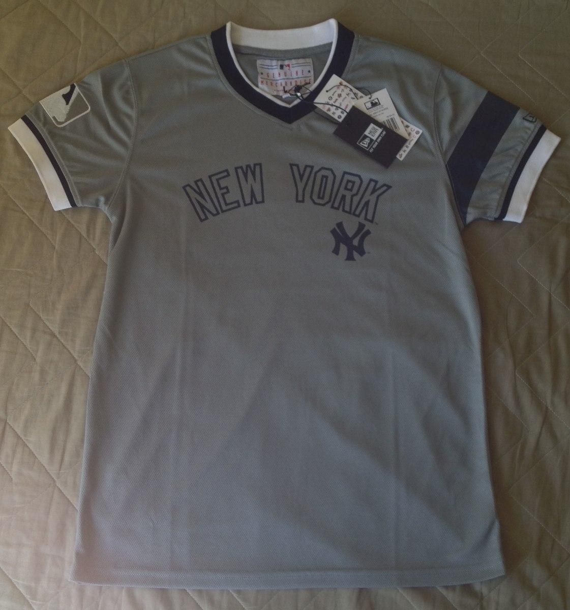 camiseta camisa new era mlb new york yankees original. Carregando zoom. bd9e9651cfb