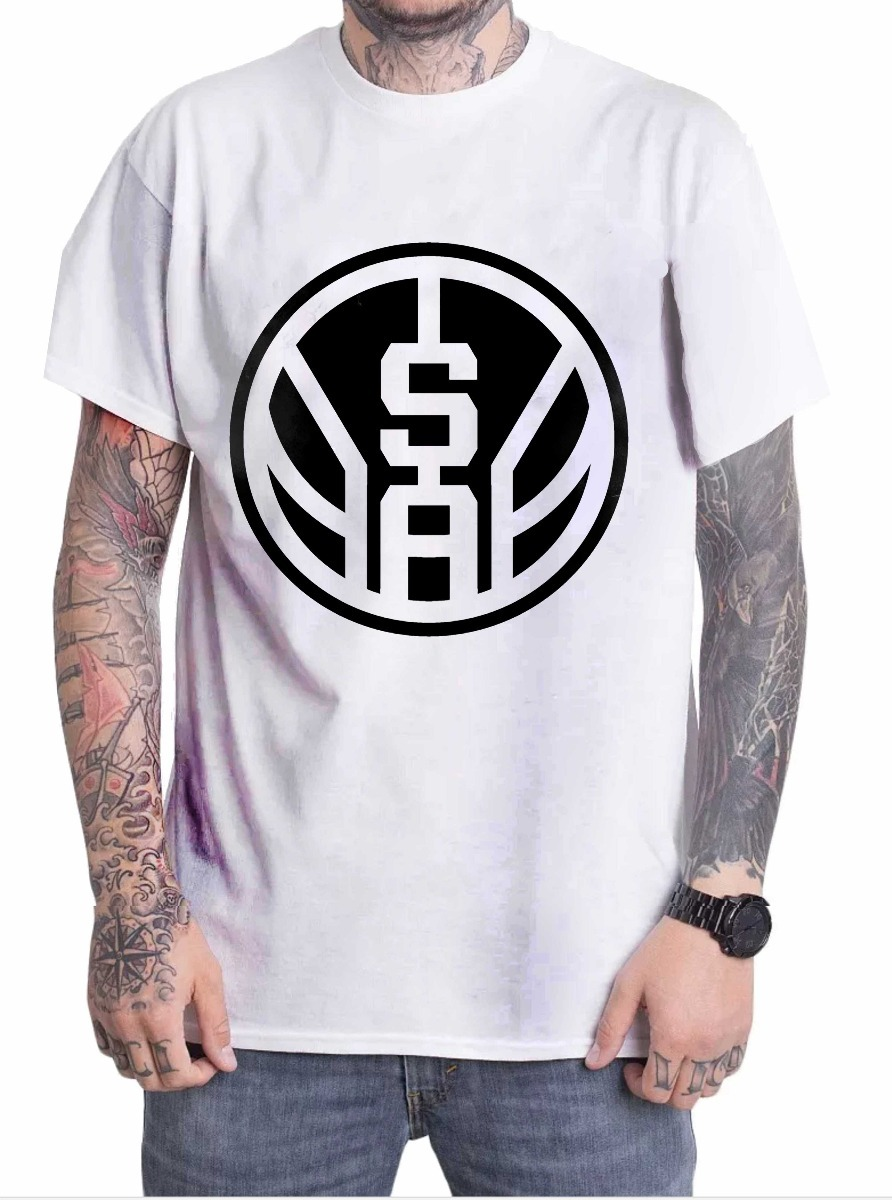 b7a912ce27 camiseta camisa personalizada basquete san antonio spurs 03. Carregando  zoom.