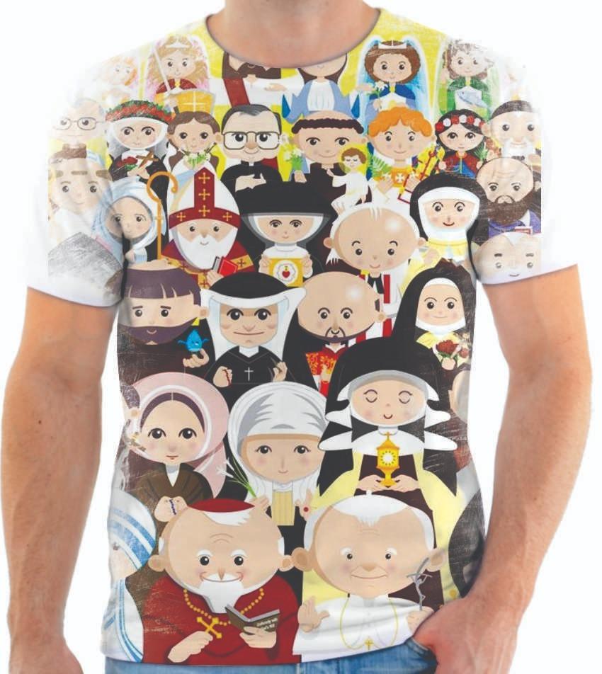 b61160c085461 camiseta camisa personalizada estampa todos os santos ref 26. Carregando  zoom.